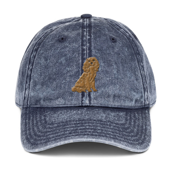team ruby | vintage dad hat