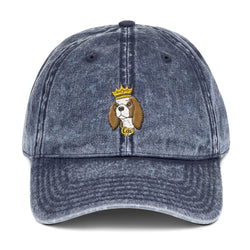 blenheim king cav | vintage dad hat