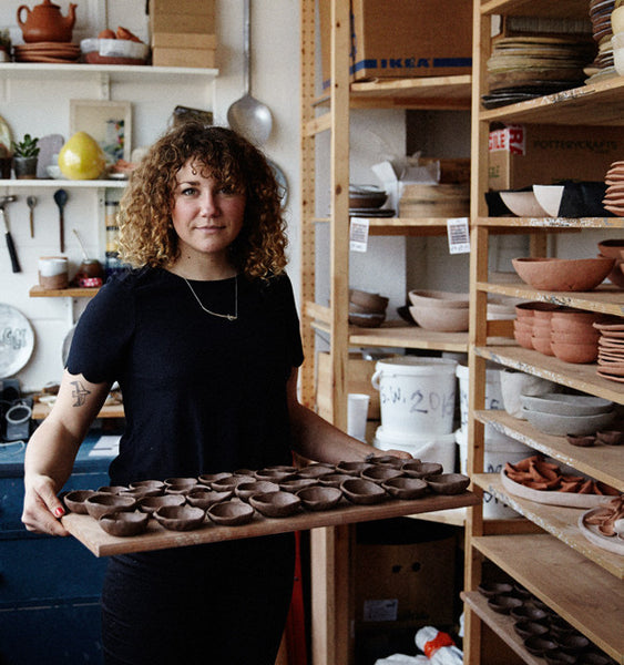 A Peek into Kana's Ceramic Studio