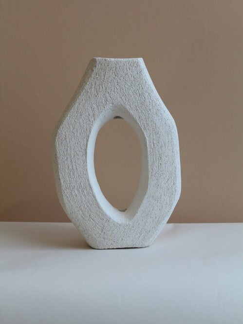 Single Stem Vase Sculpture