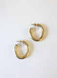 Mini Curve Earrings