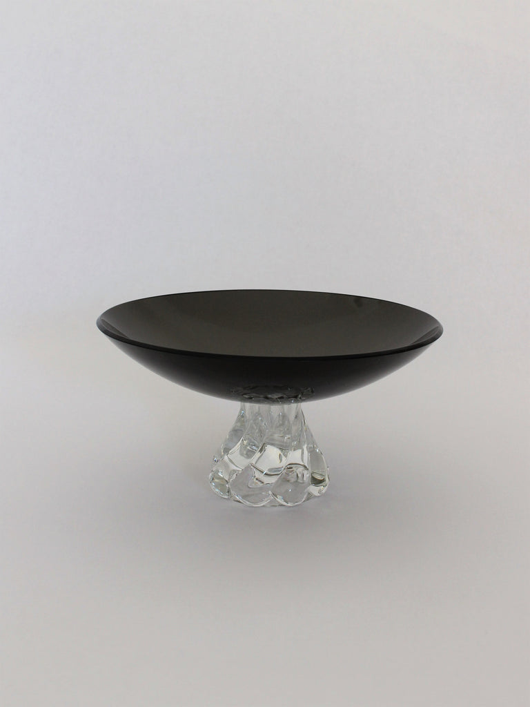 Pedestal Glass Bowl