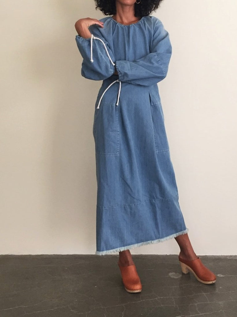 Boheme Denim Dress