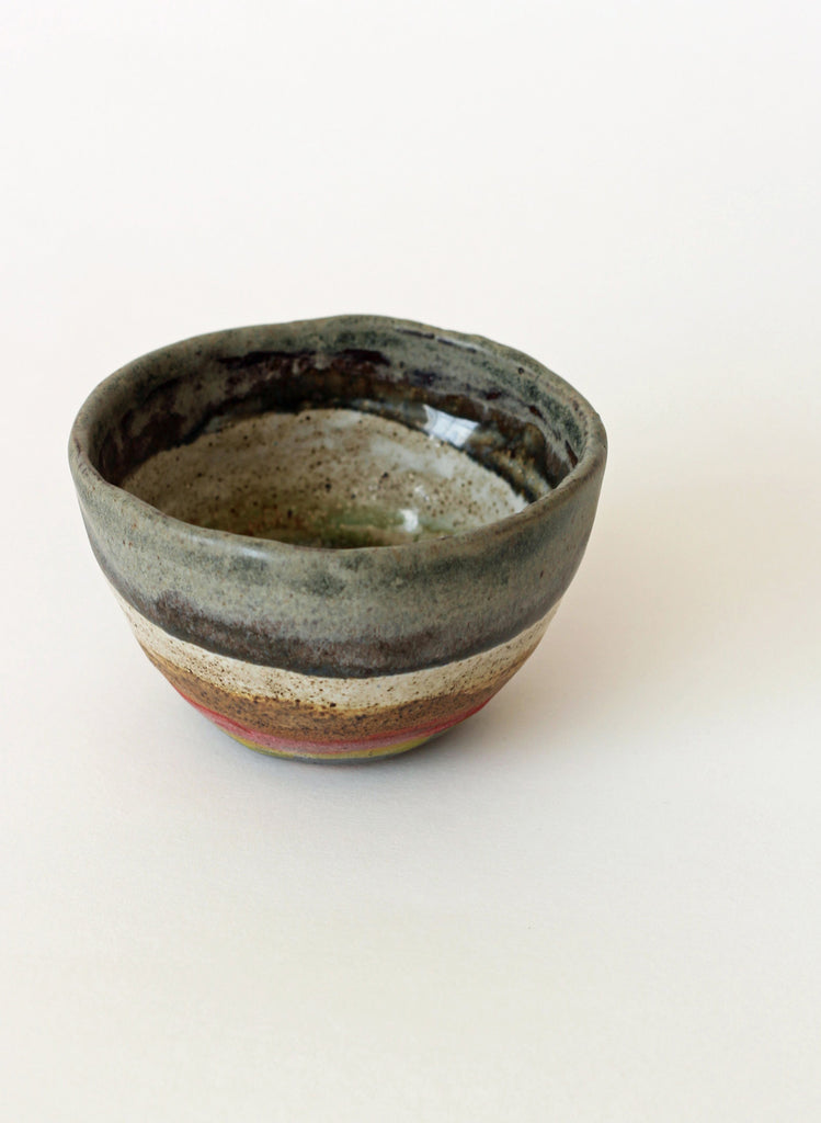 Small Round Ceramic Bowl