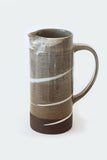 Mixed Clay Pitcher