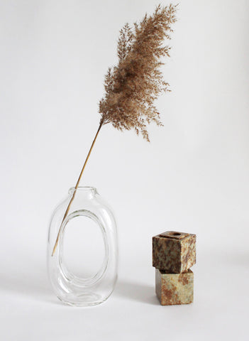 Mountain Bolt Vase