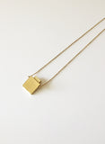 Tabula Necklace