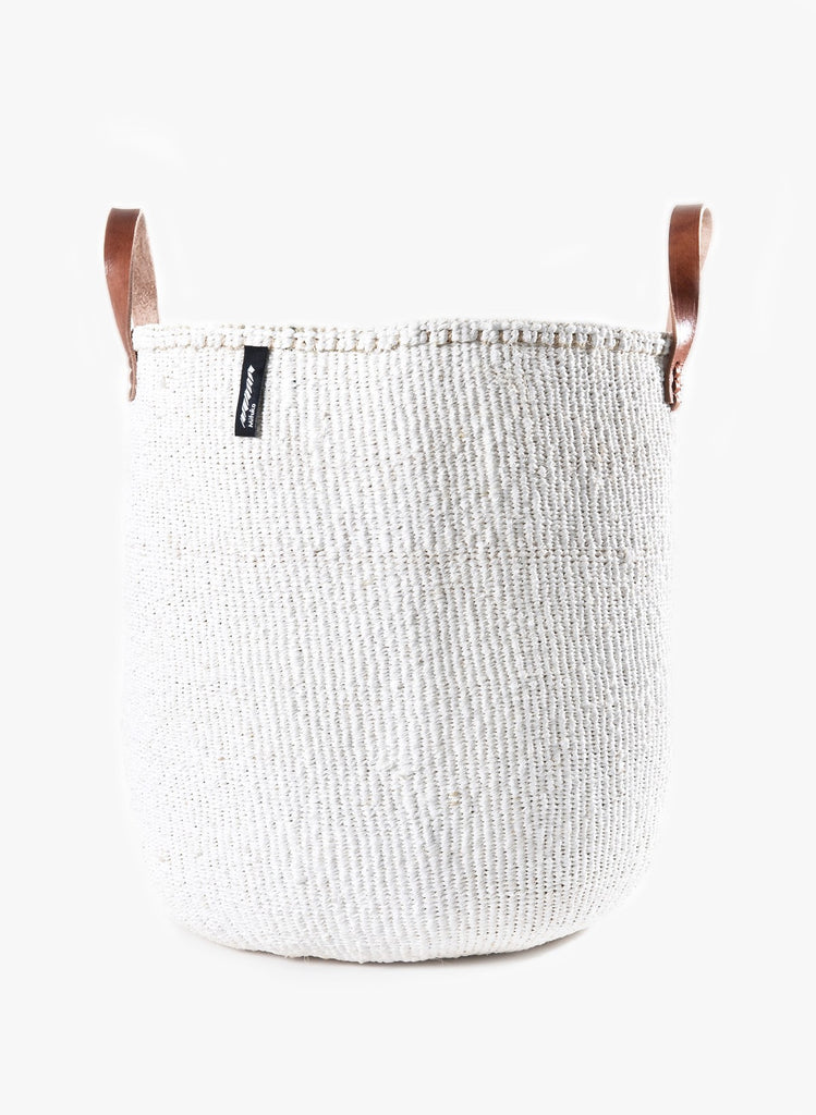 Kiondo Basket Medium White