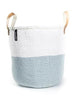 Kiondo Basket Large Light Blue