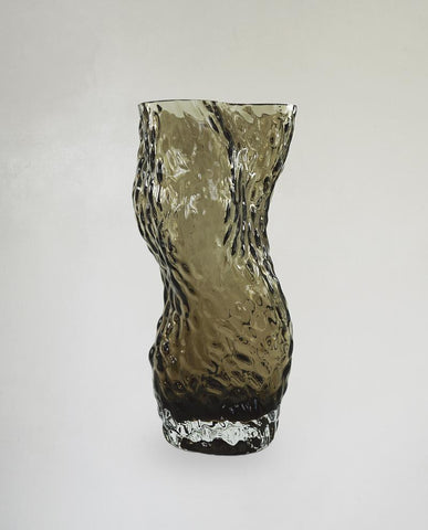 Dark Light Glass Candle Holders