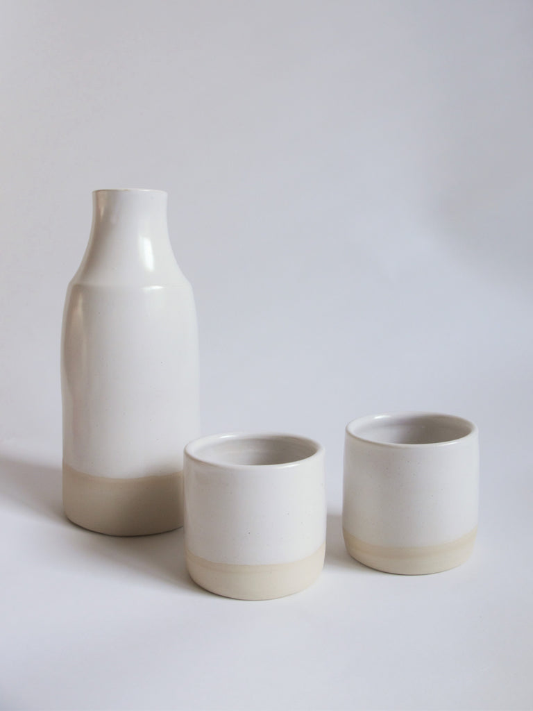 Slow Studio Ceramic Carafe Set