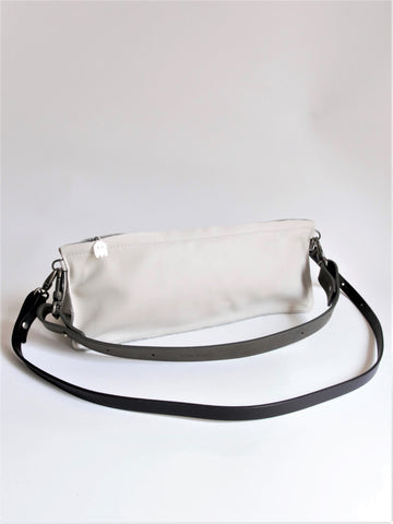 Kiondo Shoulder Bag White Brown