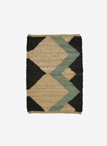 No. 17 Neutral Hemp Rug