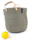 Kiondo Basket Large Grey