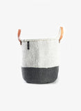 Kiondo Basket Medium Dark Grey