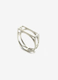 Frame Silver Ring