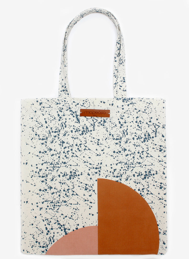 Demi Lune Tote Multi-Colors