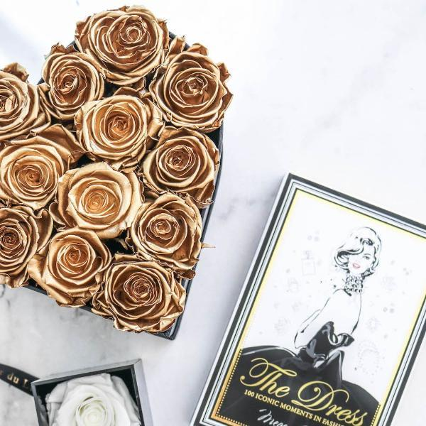 GOLD ROSES :  Heart of Gold