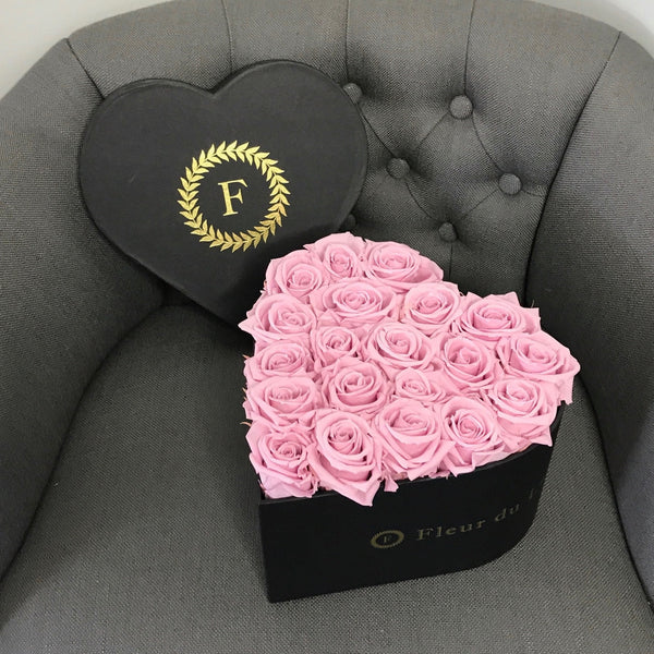 Love Heart Box Signature Roses