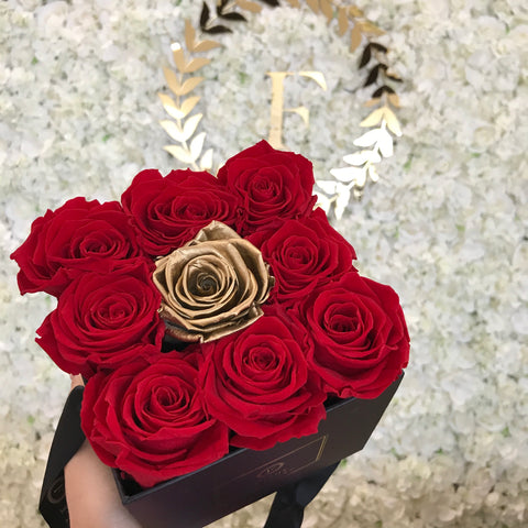 Gold Rose special edition arrangement