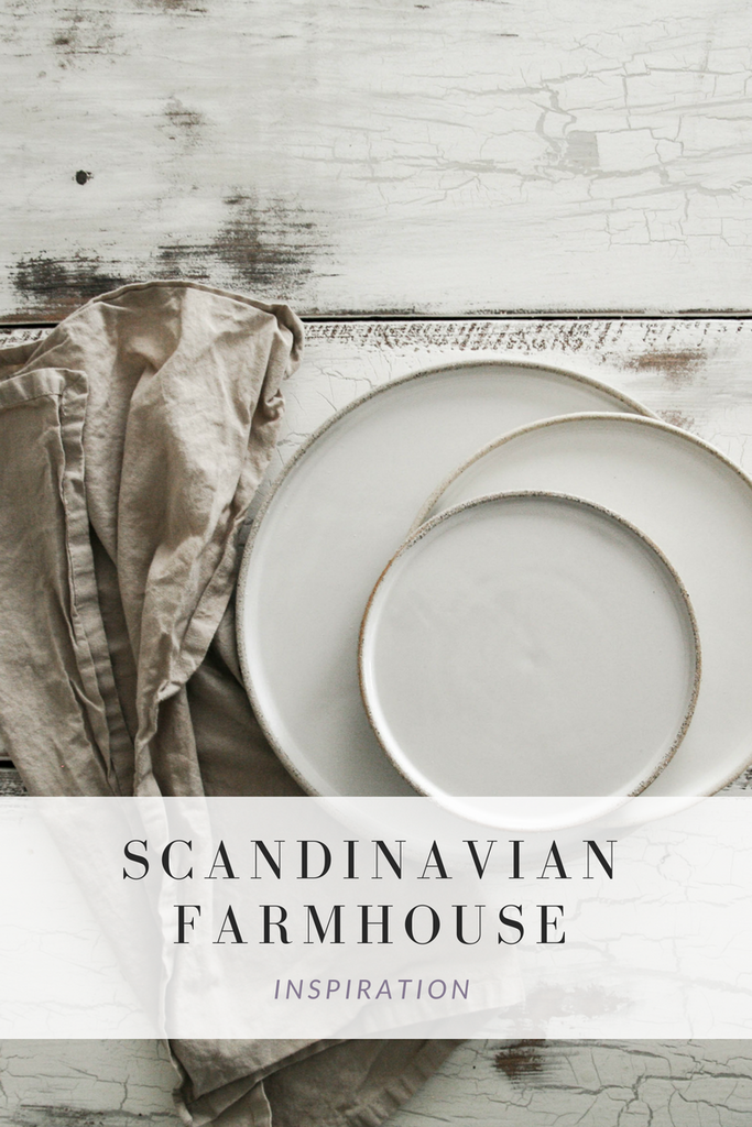 The new look of sugar & succulents: scandinavian farmhouse inspired