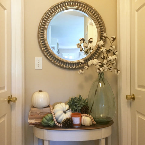 fixer upper, fall, autumn, decor, decorate, sugar & succulents