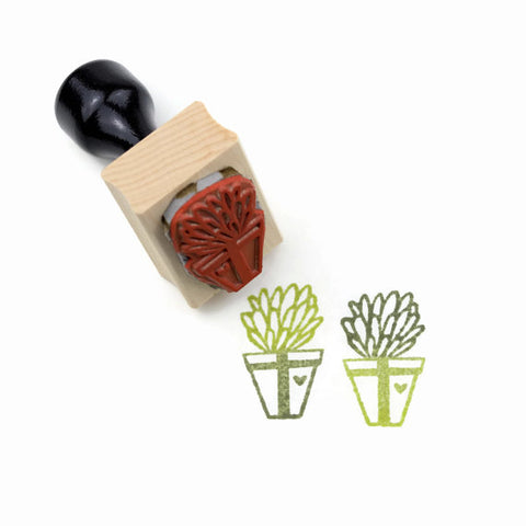 stamp, giveaway, crepitate, freebie, succulent, pot
