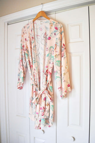 robe, plum pretty sugar, sugar and succulents, farmhouse, dressing robe, fixer upper
