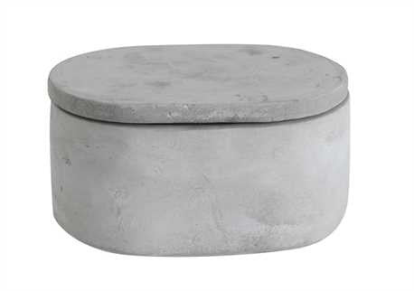 cement trinket box