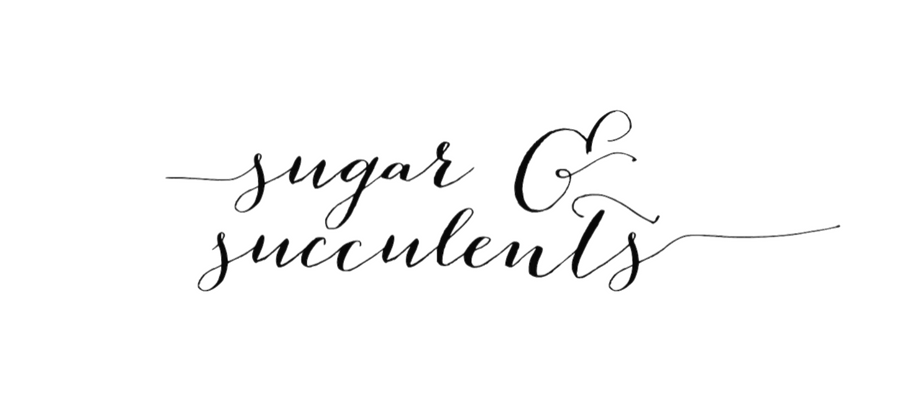 sugar & succulents