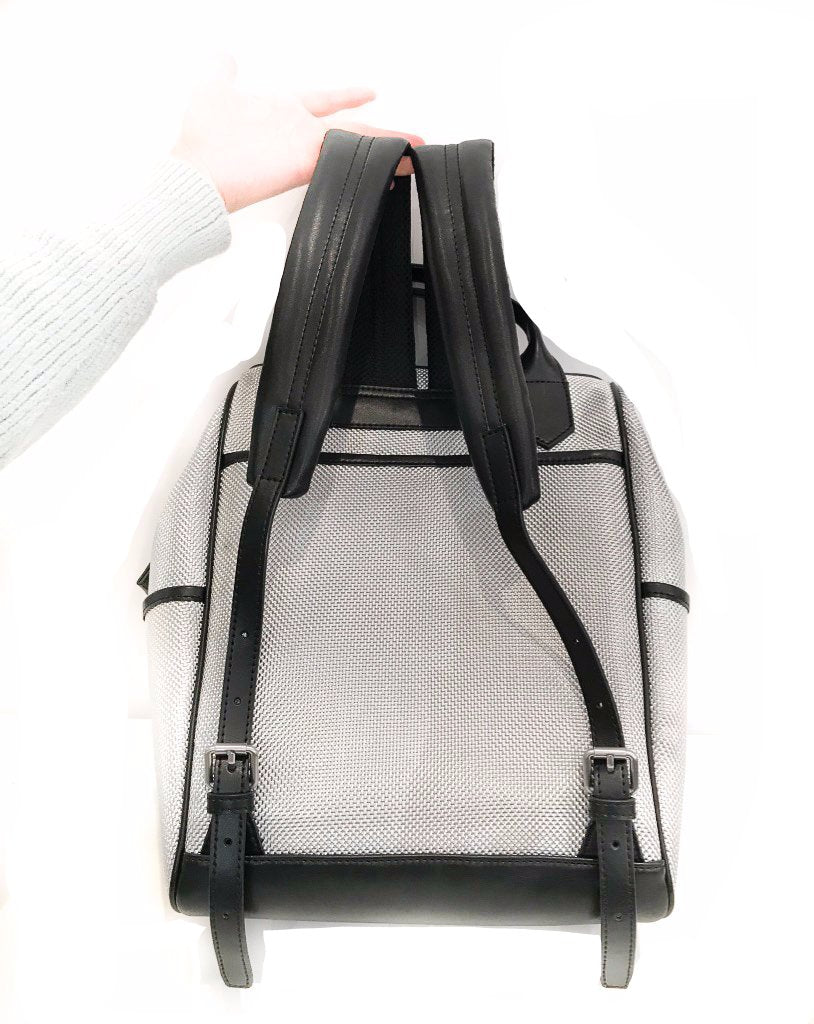 FS Luxe Double Handle Backpack Bag