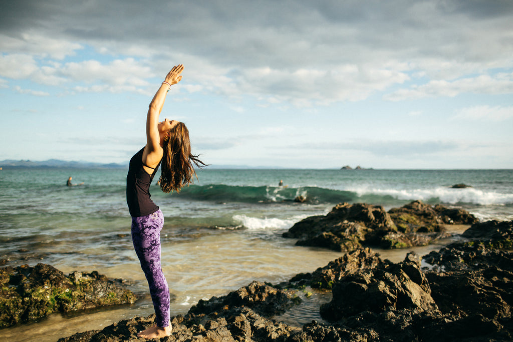 Five 'at home' morning asanas for busy people