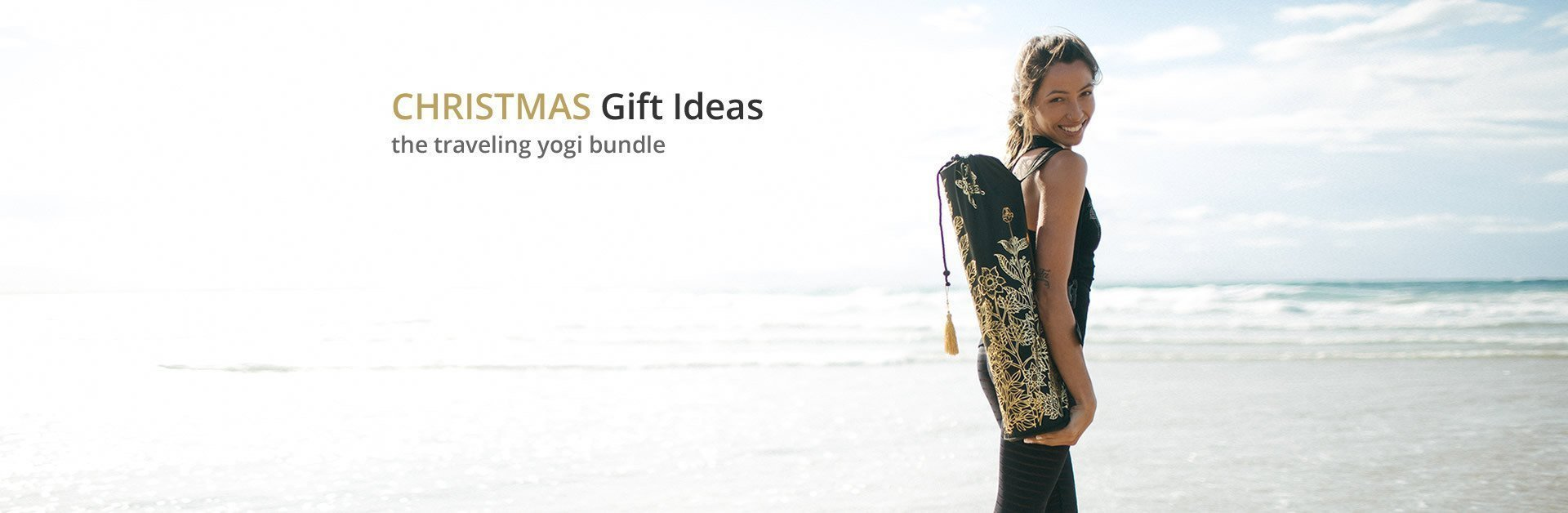 Christmas Gift Ideas, The Travelling Yogi Bundle