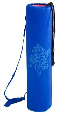 Yoga Mat Bag Navy Ganesha