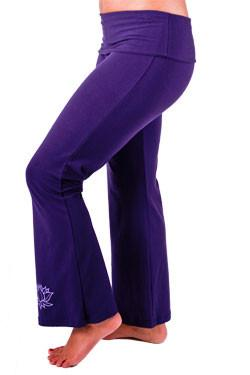 Goddess Pants Full Length Lotus DGP03