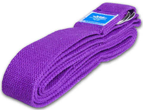 Yoga Strap Princess Purple