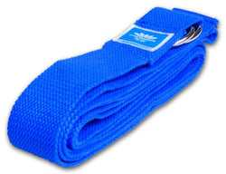 Yoga Strap Beautiful Blue
