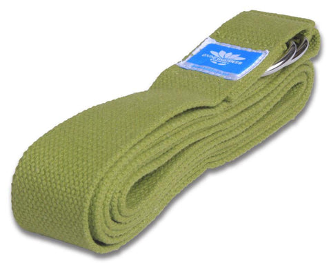 Yoga Strap Clean Green