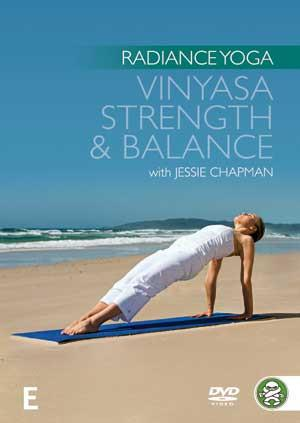 Jessie Chapman Strength and Balance