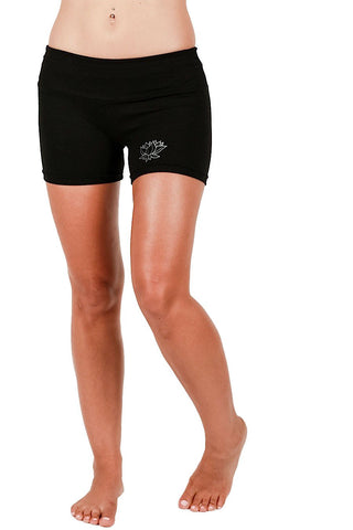 Hatha Hotpants Lotus DGP28