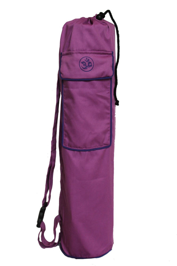 Yoga Mat Bag Lilac Lotus