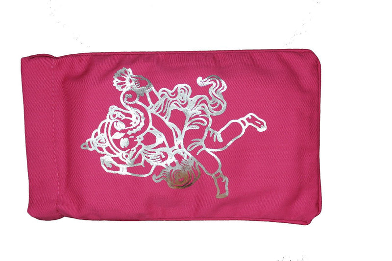 Eye Pillow Pink Ganesha Foil