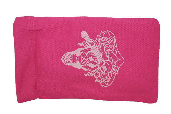 Eye Pillow Pink Saraswati Lt Pink