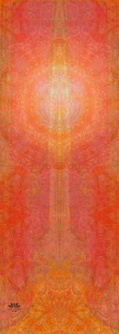 Yoga Towel Sundari Sunset