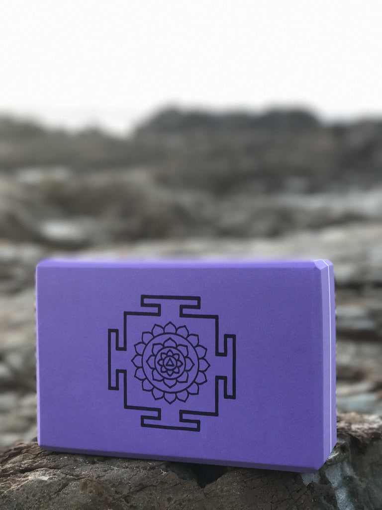 Block - Purple Yantra
