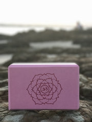 Block - Pink Ohm Lotus