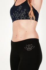 Lovely Laura's 3/4 Length Triple Lotus DGP10