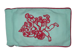 Eye Pillow Aqua Ganesha Pink