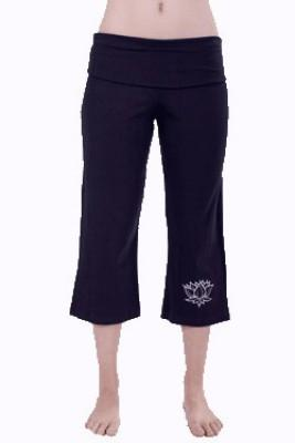 Goddess Pants 3/4 Length Lotus DGP04