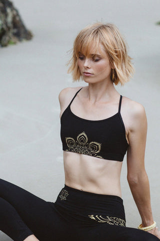 Lotus Crop Mandala DGT02